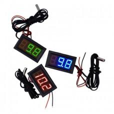 Термометр с выносным датчиком на 12 v