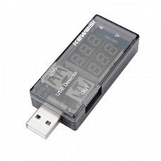 USB тестер 2 в 1
